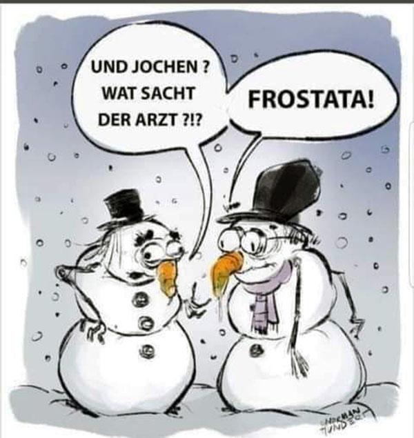 Prostata Frostata